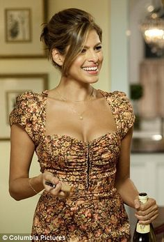 Change of pace: Eva sends up her glamorous label in 2010's The Other Guys but made it work for her in 2 Fast 2 Furious