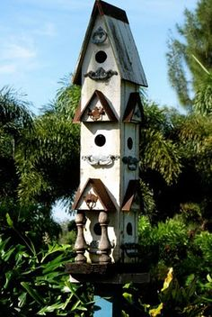 PHOTOS: 12 Birdhouses That Are Almost As Nice As Your Home