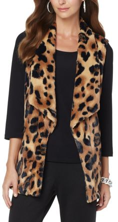 Animal print is our signature color!