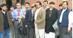 Dr Ishratul Ebad Khan   accepts the resignations of   MQM