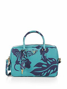 Prada Saffiano Print TV Bag