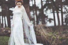 Wilderness Bride 2015 Wedding Dresses: The Dearest Collection see more at http://www.wantthatwedding.co.uk/2015/02/05/wilderness-bride-2015-wedding-dresses-the-dearest-collection/