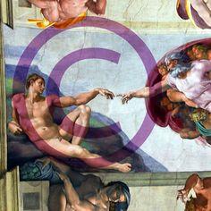 Pero aunque lo creó todo, Dios no reclama derechos de autor.