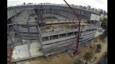 A 4 meses del Mundial: así lucen los 12 estadios de #Brasil2014