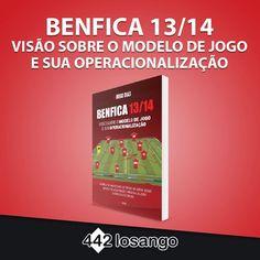 Numa época de tanto sucesso desportivo do SL Benfica, que ganhou tudo o que havia para ganhar em Portugal, este livro consegue mostrar com clareza o Modelo de Jogo da sua equipa de futebol e ainda alguns exercícios de treino utilizados por Jorge Jesus.  www.442losango.com/produto/benfica-1314-visao-sobre-o-modelo-de-jogo-e-sua-operacionalizacao