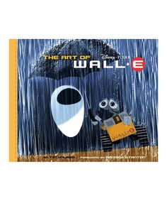 Look at this #zulilyfind! The Art of WALL.E Hardcover by Pixar #zulilyfinds