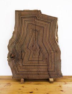 Jason Middlebrook's Paintings on Planks