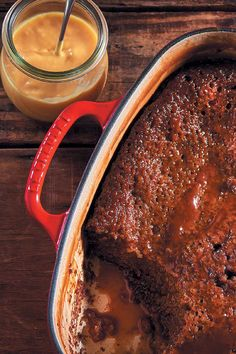 Irish coffee malva pudding – Food & Home Entertaining