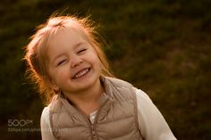 Lovely family photos of the day Her smile by sikerina. Share your moments with #nancyavon here www.bit.ly/jomfacial