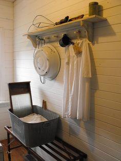 Rustic Farmhouse: Our farmhouse style