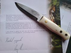 The Ray Mears Bushcraft Knife Available - Page 6