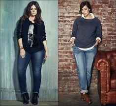 Addition Elle Fall 2013 Plus Size Lookbook 13