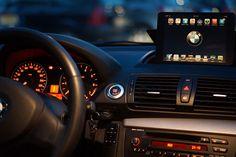 My BMW 1 Car Multimedia setup (iPad Mini)