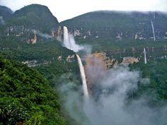 Yumbilla Falls - Peru