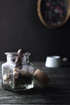 Infusion maison camomille, figue et verveine   www.lafaimestproche.com