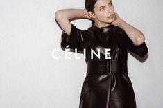 Celine Fall 2012 Ad Campaign