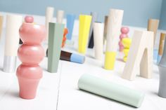 different pegs for your furniture