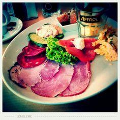 @ Cafe Blue München