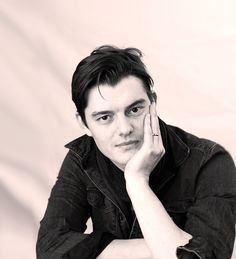 So after watching Maleficent countless times and Byzantium, I'm slightly (very) obsessed with Sam Riley!!