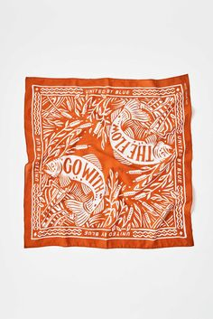 Go With The Flow Bandana- alice chaygneaud Funny Illustration, Illustrations, Textiles, Bandana Design, Textile Design, Printing On Fabric, Kitsch, Screen Printing, Pattern Design