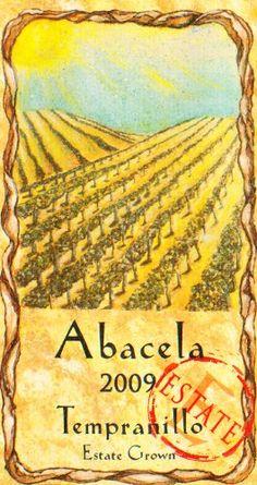2009 Abacela Estate Tempranillo 750 mL (bestseller)
