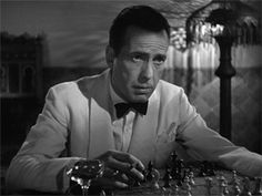 Bogart vs. Bogart (Casablanca)