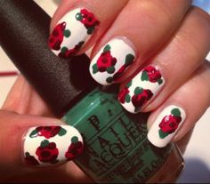 """Say """"ILY"""" With These 14 Valentine's Day Nail Ideas"""