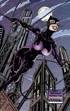 Catwoman: Used for purposes of illustration in an educational article about the entity represented by the image. The image is used as a means of visual identification of this article topic. As the subject is protected by trademark or copyright, a free use alternative does not exist. All DC...