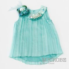 MICROBE by #missgrant TAFFETA DRESS WITH APPLICATIONS. Sale 50% off Spring&Summer Collection! #discount