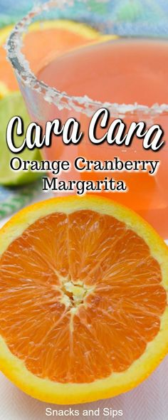 Make a delicious and easy to make Cara Cara Orange Cranberry Margarita for your next event. A fantastic cocktail with some really great flavors! Make a delicious and easy to make Cara Cara Orange Cranberry Margarita for your next even Mango Margarita, Cranberry Margarita, Mojito, Hot Fudge Cake, Hot Chocolate Fudge, Best Cocktail Recipes, Easy Cocktails, Cocktail Drinks, Alcoholic Drinks
