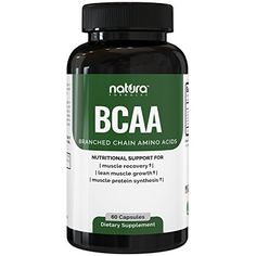 Top Rated BCAA Capsules | Most Potent Branched Chain Amino Acids on Amazon | The Best Natural Bodybuilding Supplement for Muscle Recovery, Muscle Building and Weight Loss | 60 Capsules * Continue to the product at the image link.