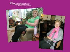 We think the photo says it all, an amazing achievement Diane, 10 stone gone forever! Diane started as a referral member and ended up a gold member - well done, you look amazing, healthy and happy. Her leader Samantha is so very proud of her.  #WeightWatchersWorks.  For details of meetings click www.weightwatchersworks.co.uk Success, Wellness, Stone, Healthy, Amazing, Happy, Gold, Health, Happiness