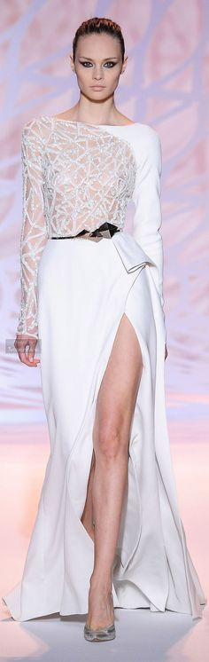 Zuhair Murad Fall-winter 2014-2015. via: