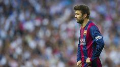 Papo de Esquinas: Técnico colocou Piqué no banco do Barça por indisc...