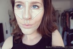 Beauty Buzz Daily's Contour & Highlight Made Easy