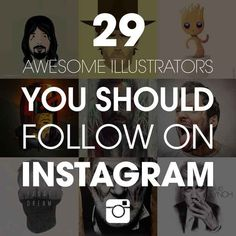 29 Awesome Illustrators You Should Follow On Instagram