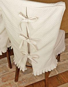 Linen Slipcover