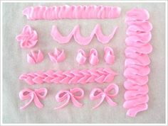 Petal tip designs. - Source http://pinterest.com/pin/210965563767240788/