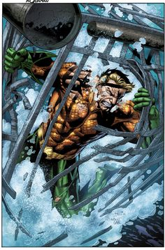 #Aquaman #Fan #Art. (Aquaman) By: Paul Pelletier. (THE * 5 * STÅR * ÅWARD * OF: * AW YEAH, IT'S MAJOR ÅWESOMENESS!!!™) ÅÅÅ+