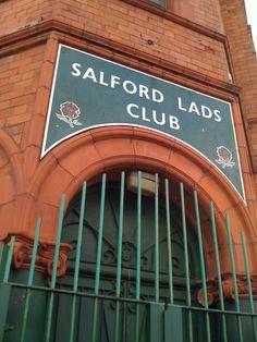 Salford Lads Club, Salford, England