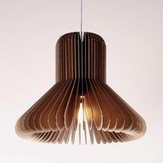 Inhabit Cohen Sculptural Pendant Light - Pendant Lamps - Lighting - Category