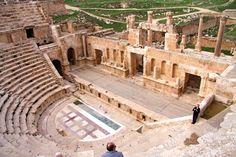 Roman Theater / Jerash - Jordan