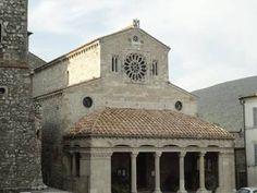 S. Maria Assunta o Collegiata, Lugnano in Teverina