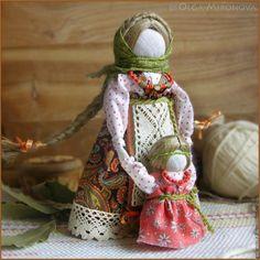 «Народная кукла Ведучка».