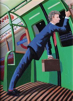 Tube Train - David Kirk (2010)