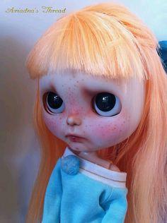 Blythe-Hair Orange