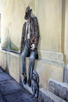 Graffiti in Avignon