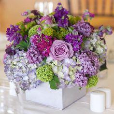 125+ ideas for a purple wedding color palette