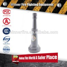 Certificated Fire Nozzle,fire connection for fire hose and fire hydrant in fire cabinet