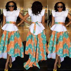 10 lovely Ankara styles   Fashion and Lifestyle Blog